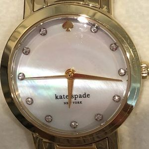 New Kate Spade Gramercy Small Size Watch